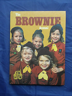The Brownie Annual 1978 S.e. Portsmouth District 1St Moreton-In-Marsh  Chimps