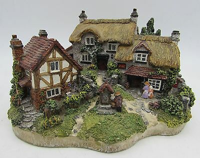 Danbury Mint THE VILLAGE POST OFFICE Country Village Collection by Jane Hart