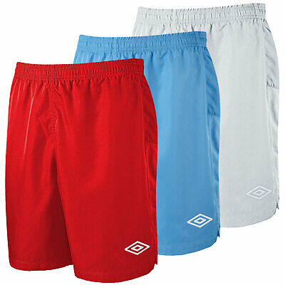 Umbro Men's Continental Football Shorts Soccer Team Match Kit 5 10 15 Pairs