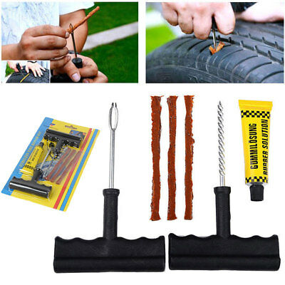 Automotive Repair Kits Tire Repair Kits Tools on The Way Fine Useful Emergency
