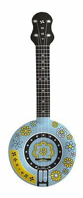 Party Inflatable Banjo 35cm x 88cm Novelty Inflatable Blow Up