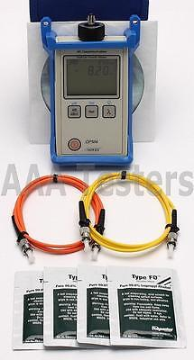 AFL NOYES OPM4-4D SM MM Fiber Optic Power Meter OPM 4-4D OPM 4 OPM4