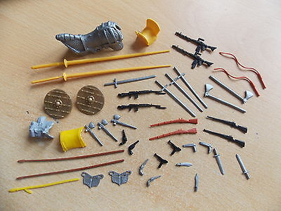 Timpo Original Spare Weapons and Accessories x44