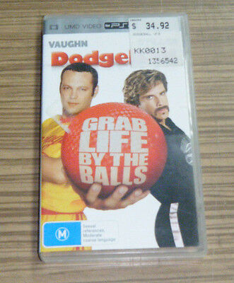 Sony Playstation Portable PSP UMD Movie - Dodgeball