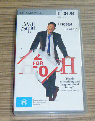Sony Playstation Portable PSP UMD Movie - Hitch