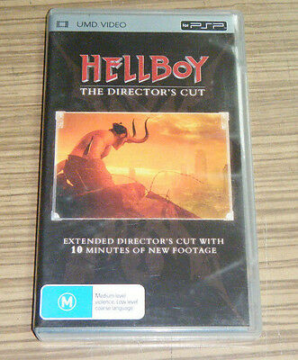 Sony Playstation Portable PSP UMD Movie - Hellboy The Director's Cut