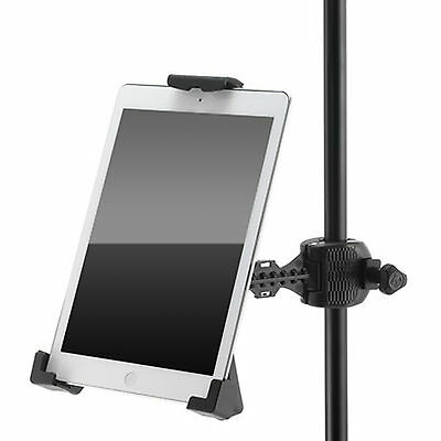 NEW HERCULES DG305B UNIVERSAL MICROPHONE STAND STAGE HOLDER CLAMP iPad android
