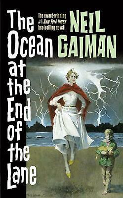 The Ocean at the End of the Lane by Neil Gaiman (English) Mass Market Paperback