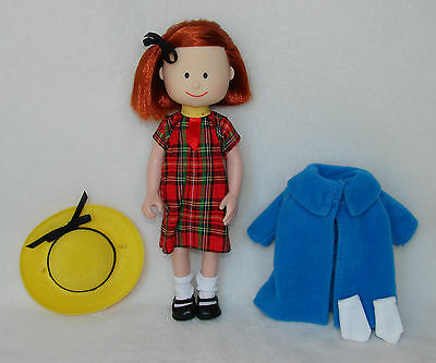 """Madeline 8"""" Doll w/ School Outfit Complete Curved Hand"""