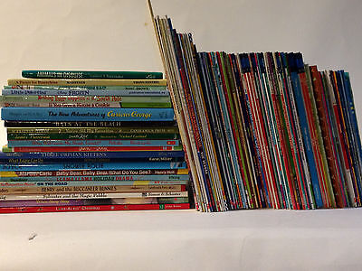 Lot of 100 Children's Picture Book Beginning Early Readers Scholastic