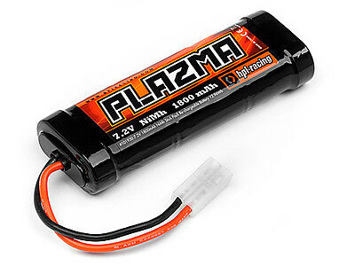 HPI Plazma 7.2v 1800mah Nimh Stick Pack Re-chargeable Battery #101930