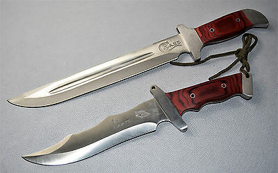 Brand New Hunting Dagger & Ase Bowie Knife