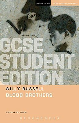Blood Brothers GCSE Student Edition (Student Editions) New Paperback Book Willy