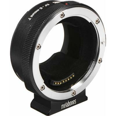 Metabones Canon EF/EF-S Lens to Sony E Mount T Smart Adapter - 5th Generation