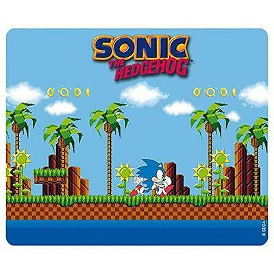 Sonic The Hedgehog - Green Hills Level Mouse Mat - New & Official SEGA