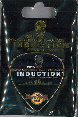 Cleveland Hard Rock Cafe pin - 2015 Rock and Roll Hall of Fame Induction - HRC