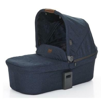 ABC Design Salsa 4 Carrycot (Admiral) suitable for newborns