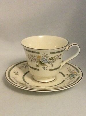 Royal Doulton The Romance Collection ADRIENNE Tea Cup & Saucer