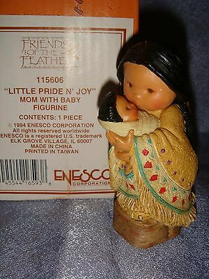 Friends of the Feather - 115606 -MIB- LITTLE PRIDE N' JOY - Mother with Baby