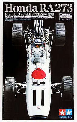 Tamiya 12032 Honda RA273 w/Photo-Etched Parts 1/12 scale kit