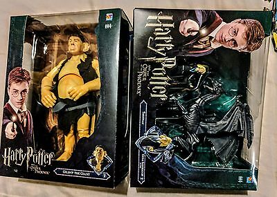 Harry Potter Luna Lovegood & Thestral set **Grawp the Giant**Retired! Rare!!