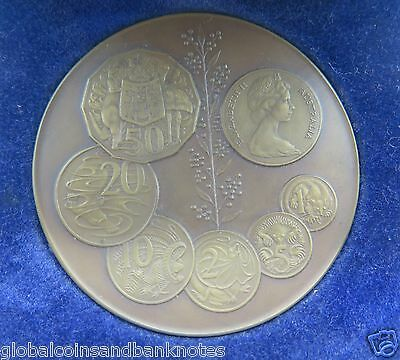 Royal Australian Mint - 1966 Canberra Medallion in case of Issue