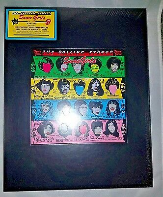 The Rolling Stones Some Girls - Super Deluxe Edition - RARE