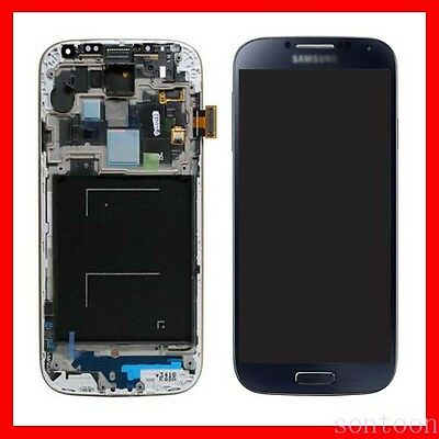 Display Per Samsung Galaxy S3 i9300 Blu LCD Digitizer Schermo Touch Screen