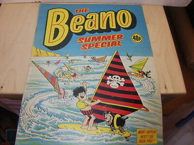 Beano comic Summer Special issue 1983