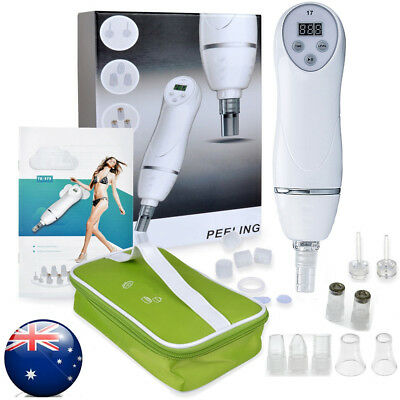 New Diamond Microdermabrasion Vacuum Peeling Dermabrasion Skin Machine AU SELLER