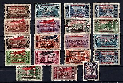 P26476/ Grand Liban / Lebanon / Lot 1928 - 1930 Neufs / Mint 145 €