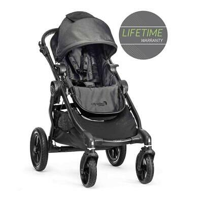 Baby Jogger City Select Stroller (Charcoal Denim) From 6 Months