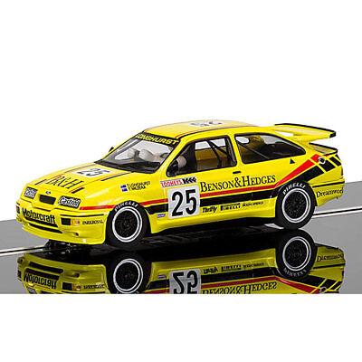 SCALEXTRIC Slot Car C3868 Ford Sierra RS500, Bathurst 1988