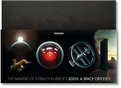 The Making of Stanley Kubrick's '2001: A Space Odyssey' New Hardcover Book Piers