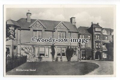 aj0120 - Skinburness Hotel , Silloth , Cumbria - postcard