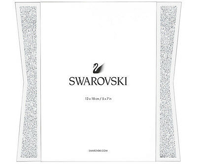 Swarovski Crystalline Picture Frame Large Brand New In Box #5236080 Clear F/sh