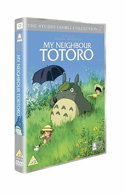 My Neighbour Totoro (Studio Ghibli Collection) [New DVD]