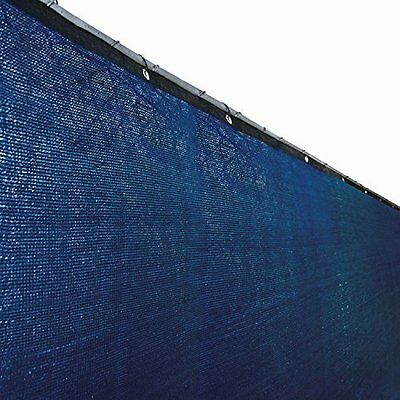 Blue Fence Privacy Screen Perfect for Home Pool Garden & Construction - 150 Feet