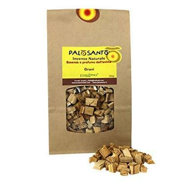Incenso in Grani Palo Santo - Incenso Naturale per meditazione e yoga - 200 gr