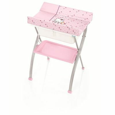 BREVI - HELLO KITTY Table à langer Lindo - 8080A2100X00 NEUF