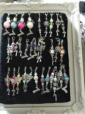 Weight Watchers Slimming World Weight loss Silver 7 Charms Lots Of New Ones .
