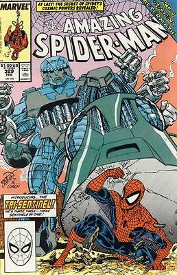 Amazing Spider-Man #329 Vf