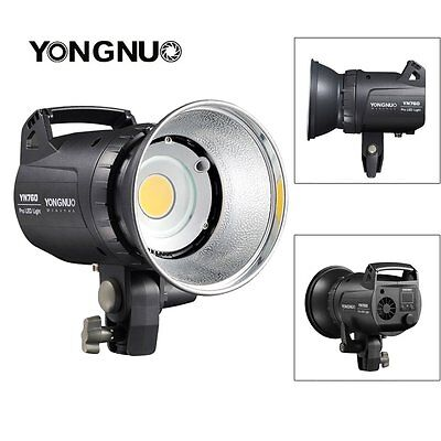 Yongnuo YN760 5500K 80W Pro LED Video Light Lamp Studio Continuous Lighting US