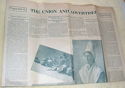 September 1892 The Union And Advertiser Pages 9 to 12 Rochester New York