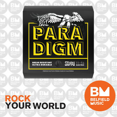 Ernie Ball 2027 Paradigm Beefy Slinky Electric Guitar Strings 11-54 - BM