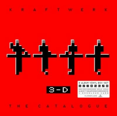 3-D The Catalogue, Kraftwerk, Vinyl, 0190295923518
