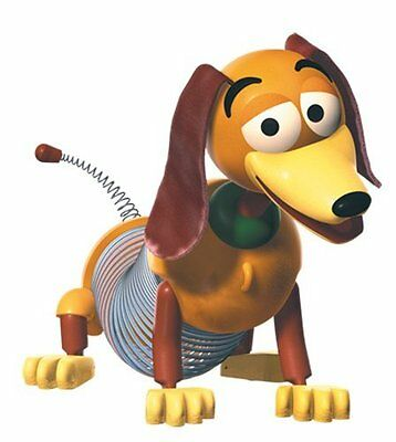 Disney Pixar Toy Story Slinky Dog Junior Action Figure Pull Toy NEW