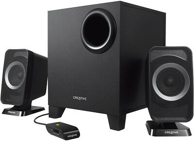CREATIVE Speaker System Inspire T3150 Bluetooth 2.1 Lautsprechersystem Boxen