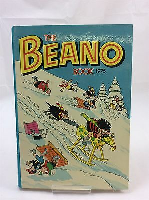 The Beano Book 1975 D C Thomson Very Good Condition