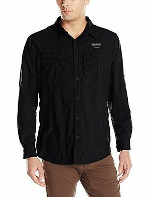 Columbia - Cascades Explorer Chemise [Black] [FR : S Taille Fabricant : S] NEUF